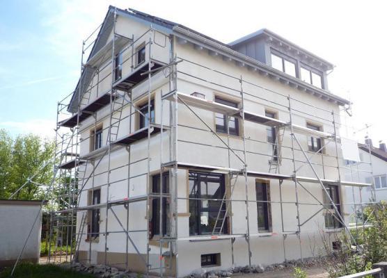 UmbauWohnhausLauchringen